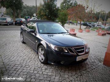 Saab 9-3 Cabriolet 1.9 TiD Lin-Sport Aut. 16 250 EUR